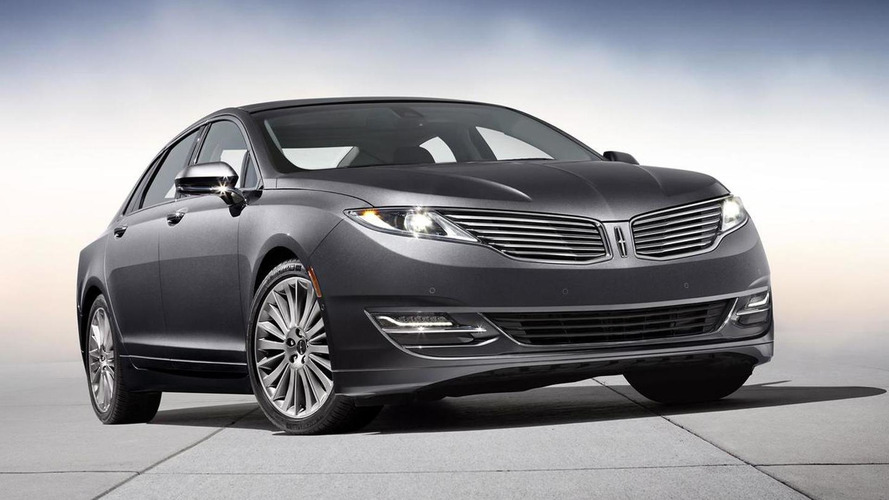 Lincoln considering Mustang-based rear-wheel drive model - report