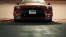 2012 Nissan GT-R film screenshot by Clash Production, 1145, 26.01.2012