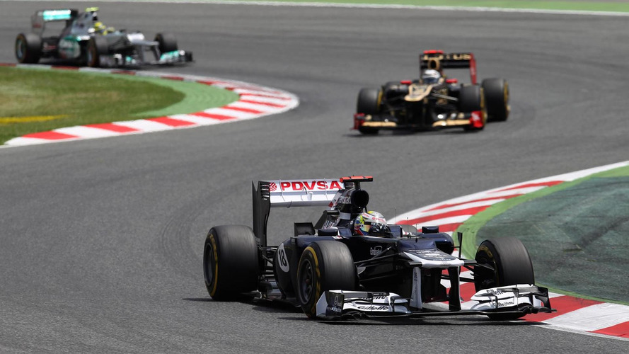 Analysis - is topsy-turvy 2012 good for F1?