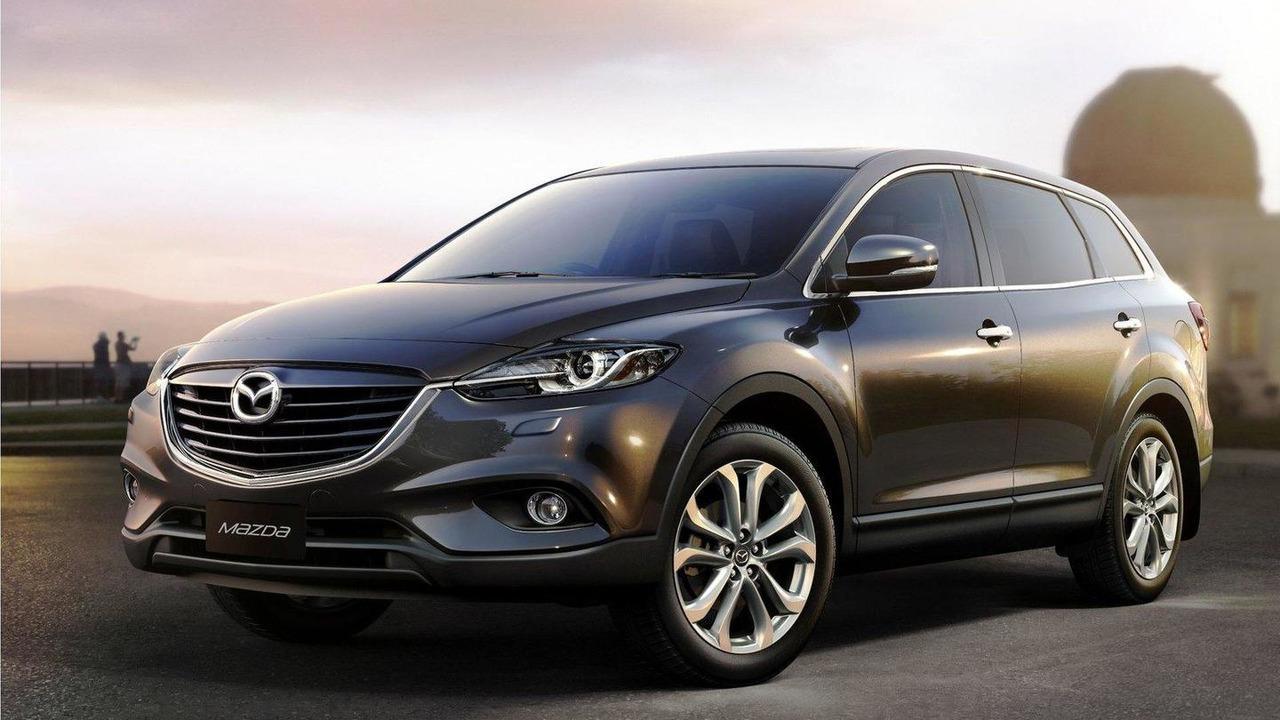 2013 Mazda CX-9 facelift