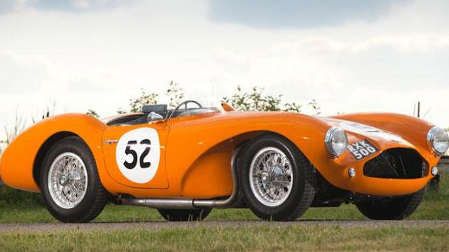 1955 Aston Martin DB3S up for auction