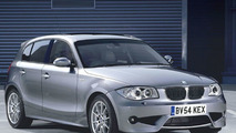 BMW 1 Series Aerodynamic Package