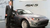 All-New Mazda MX-5 Unleashed in Geneva
