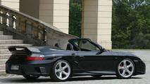 TechArt Tunes Porsche 911 Turbo Cabriolet