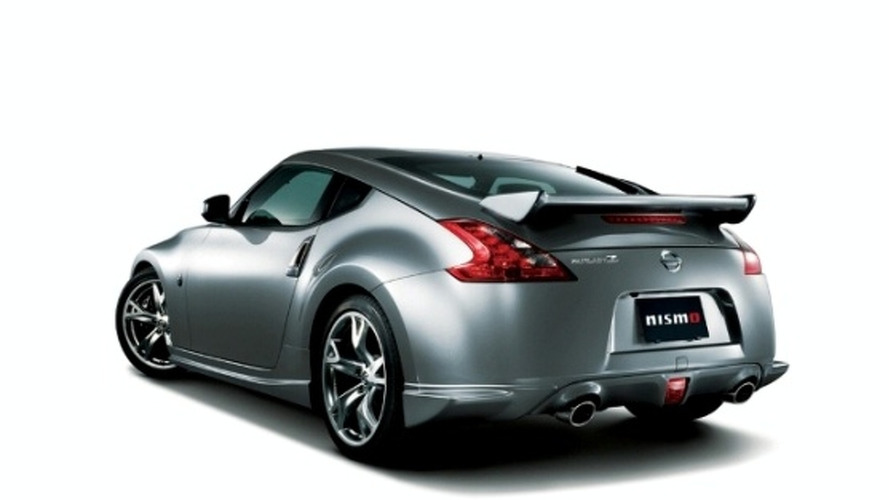 NISMO 370Z Image Hits the Web