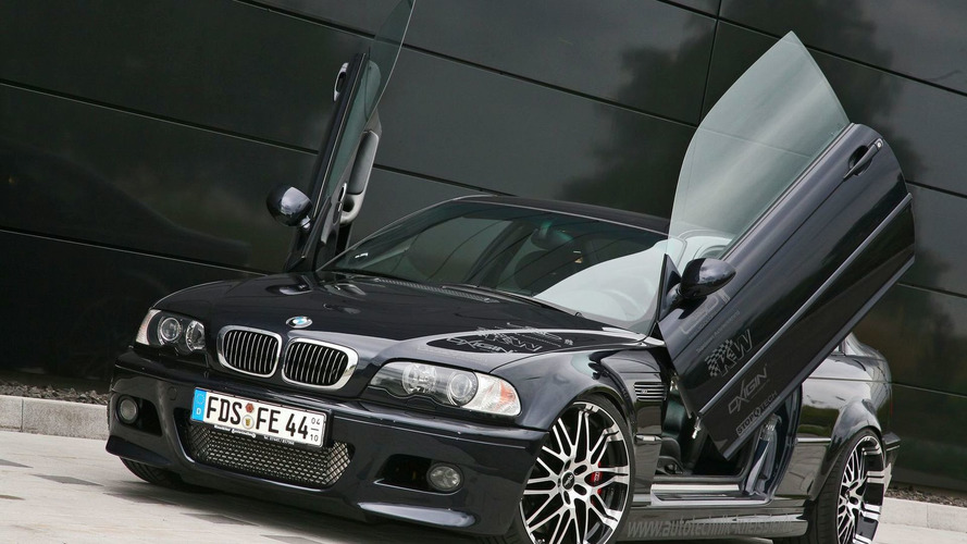 BMW M3 E46 Supercharged with 459hp by Kneißler Autotechnik