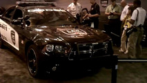 2011 Dodge Charger Pursuit car at Police Fleet Expo