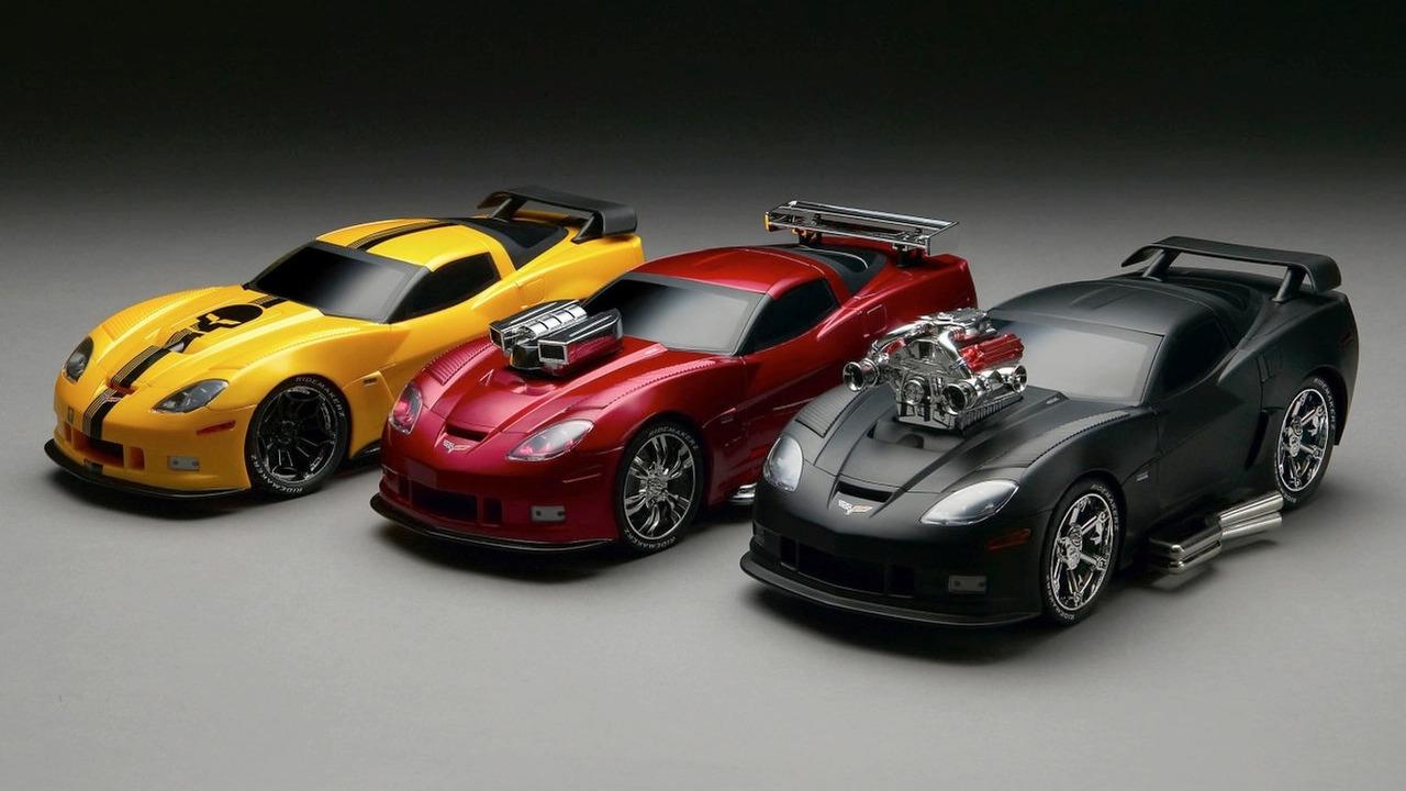 Pratt & Miller C6.R and C6RS Corvette RIDEZ Models