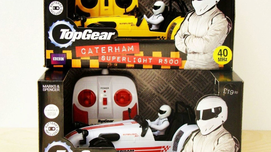 Stig Approved: Caterham Superlight R500 - for £19.50