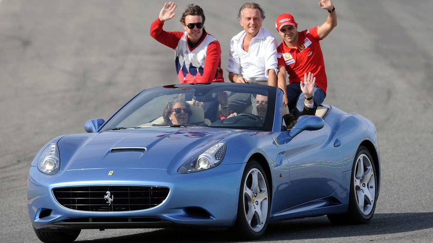 Decision to focus on Alonso 'right' - Montezemolo