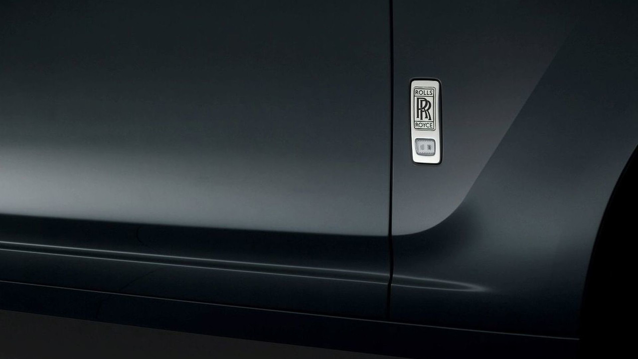 Rolls-Royce Ghost teaser photo