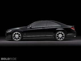 Brabus Mercedes-Benz SV12 S Biturbo Coupe