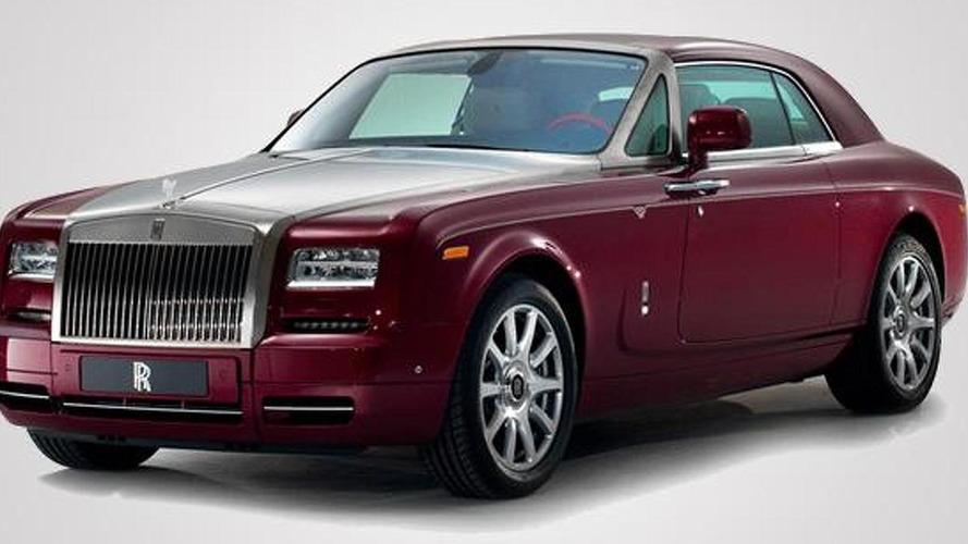 One-off Rolls-Royce Phantom Ruby prepared for UAE