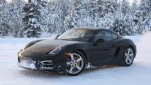 Porsche Boxster GTS / Cayman GTS spy photo