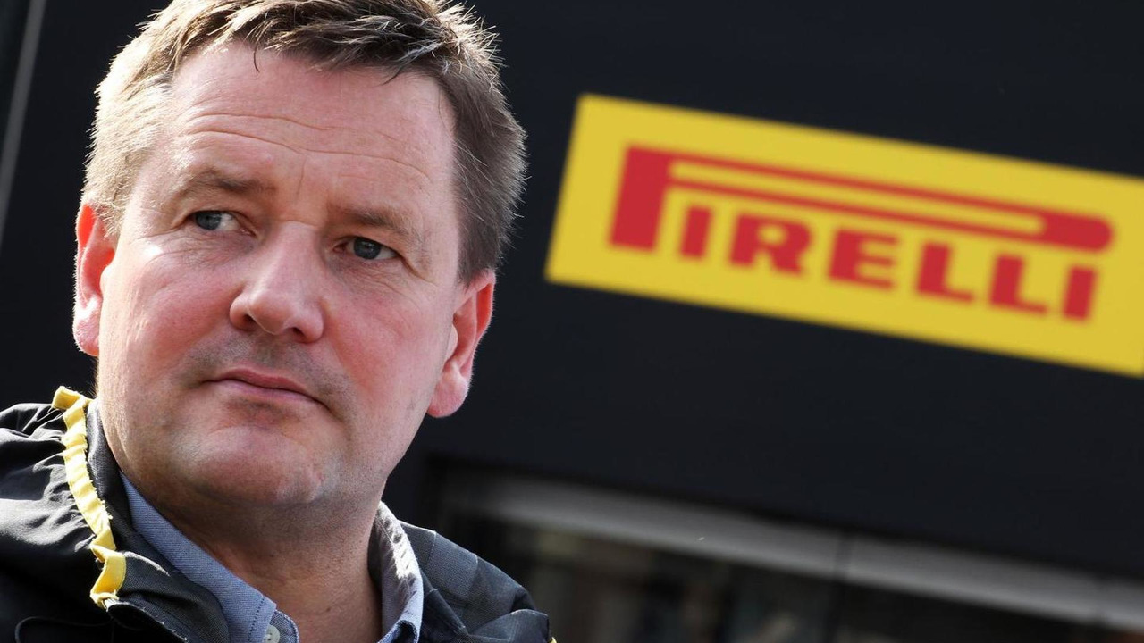 Paul Hembery (GBR) Pirelli Motorsport Director