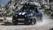 MINI Countryman ALL4 Camp 19.07.2013