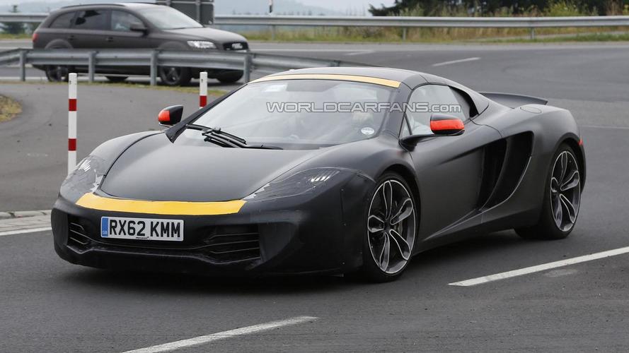 McLaren's Golf was a joke, P13 confirmed for 2015