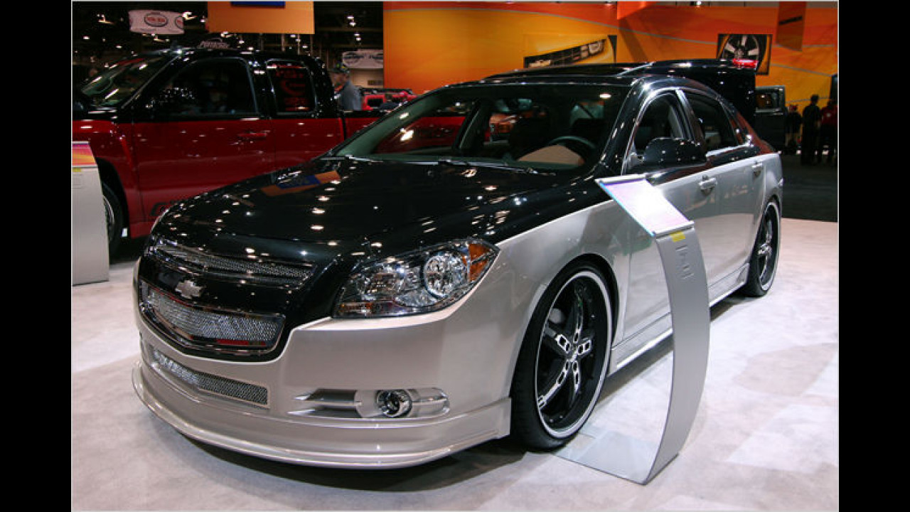 Chevrolet Malibu by Godfather Customs