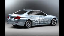 BMW 5er unter Strom