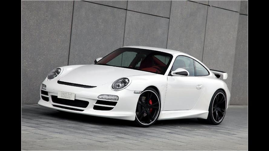 TechArt Porsche 911 Carrera S und 4S: Spürbar mehr Power