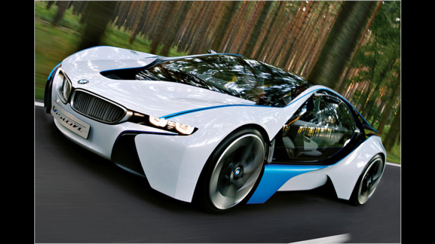 BMW: Heiße Öko-Überraschung auf der IAA 2009