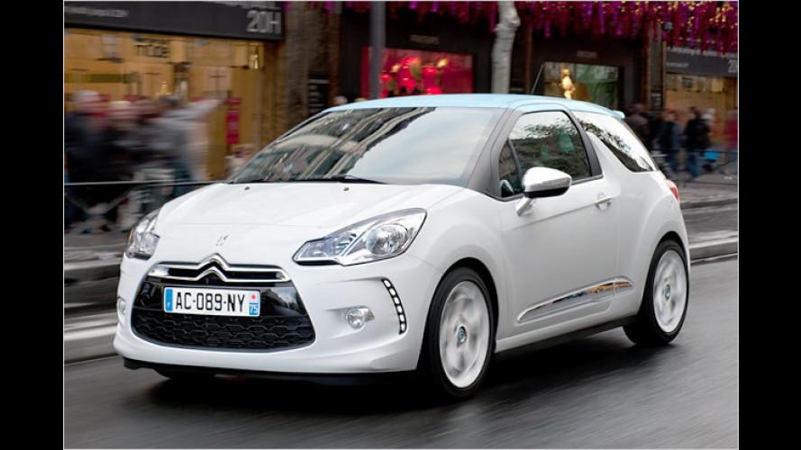 Citroën DS3 im Test: Die neue Pariser Mini-Mode
