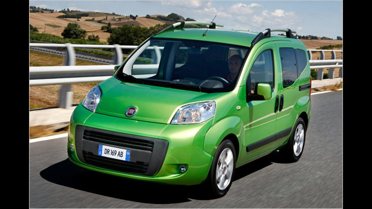 Fiat: Aktiv Sprit sparen