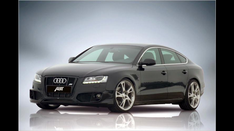 Abt AS5 Sportback: Feines Tuning für den schicken Audi