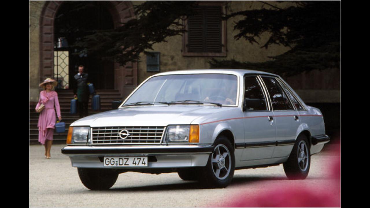 30 Jahre Opel Senator/Monza