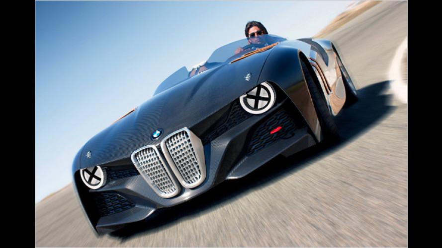 BMW 328 Hommage: Leichtbau-Renner neu interpretiert