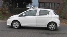 2013 Toyota Yaris Hybrid (HSD) spy photo