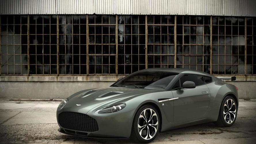 Aston Martin V12 Zagato road-going version revealed for Frankfurt
