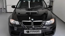 Wide-body kit for the E90 BMW 3-Series by Prior Design 04.10.2011