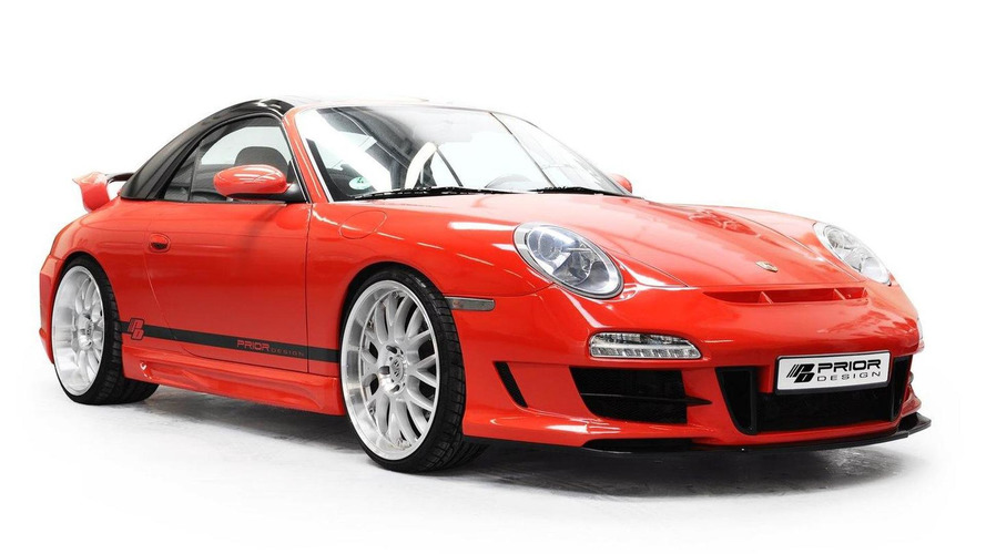 Aero kit for Porsche 911 (996) by Prior Design