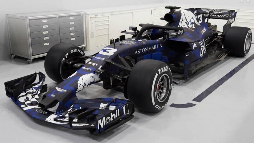 Red Bull lève le voile sur sa RB14