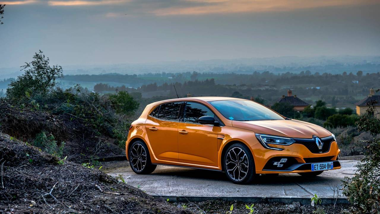2018 Renault Megane Rs First Drive It S Not About Power