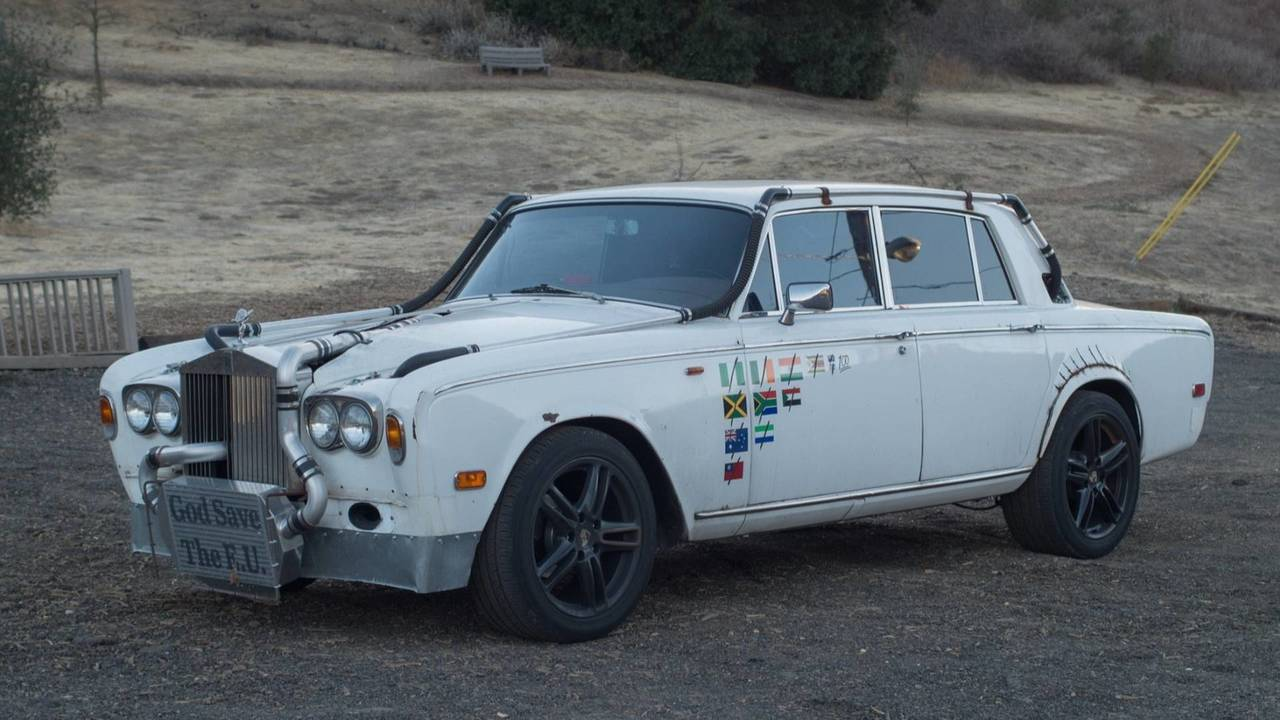 Rolls Royce Silver Shadow, Hot rod