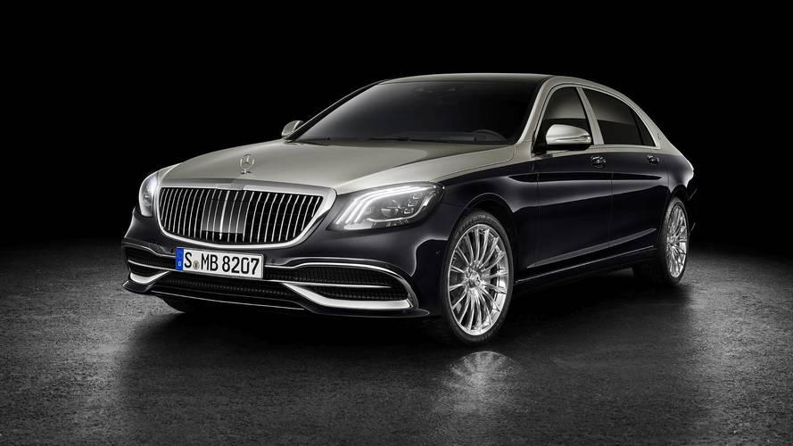 Mercedes-Maybach S Serisi artık daha da lüks