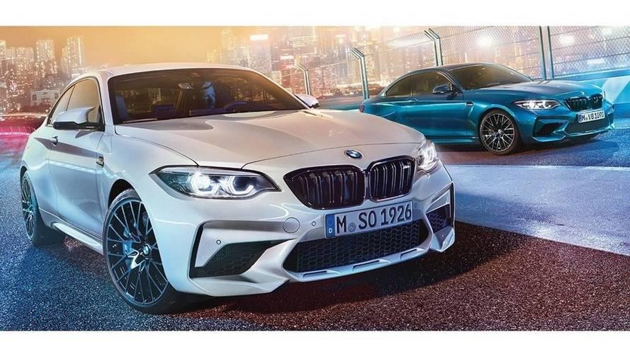BMW M2 Competition, le prime foto