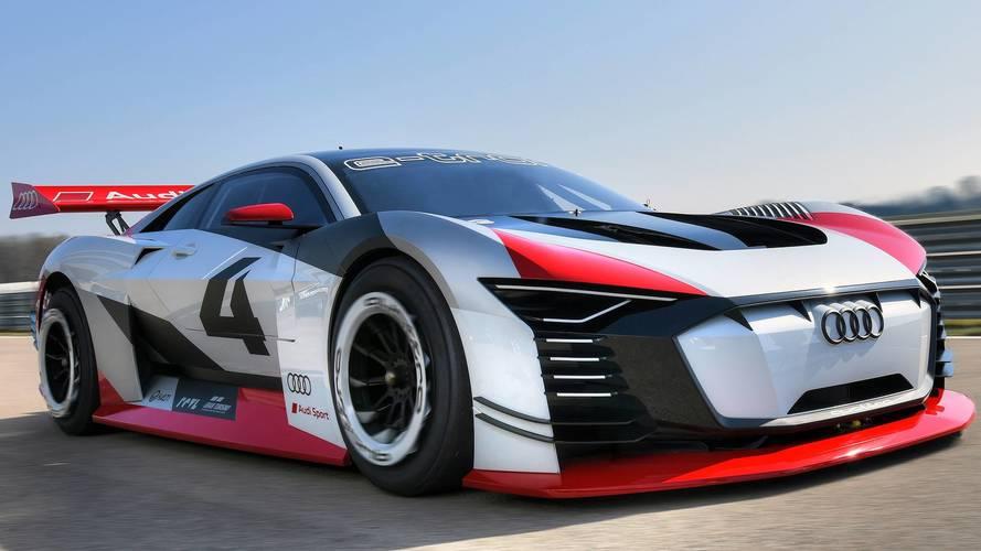Audi e-tron Vision Gran Turismo - Réalité virtuelle