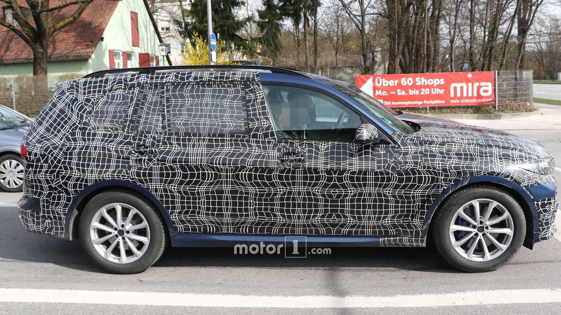 2017 - [BMW] X7 [G07] - Page 9 Bmw-x7-spy-photo1