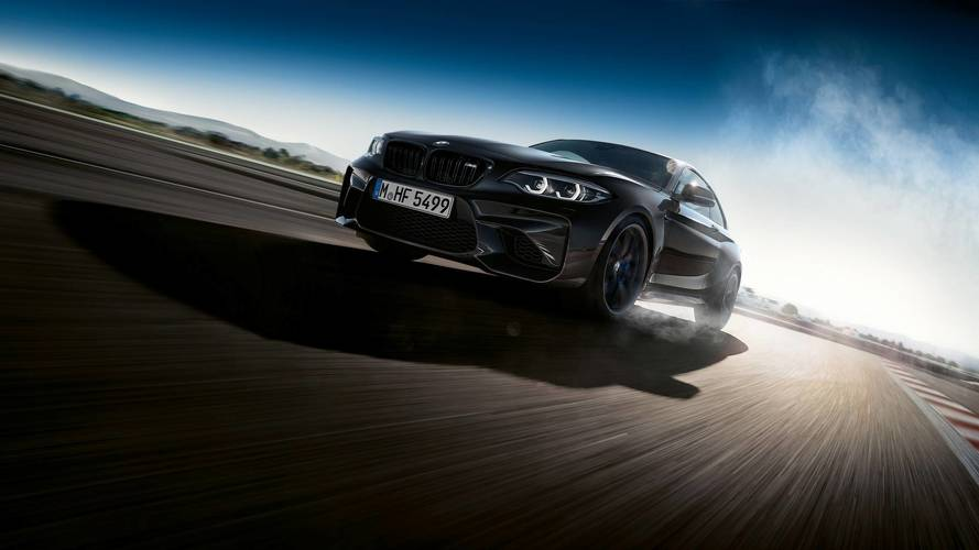 BMW M2 Coupé Edition Black Shadow, una sombra se acerca...