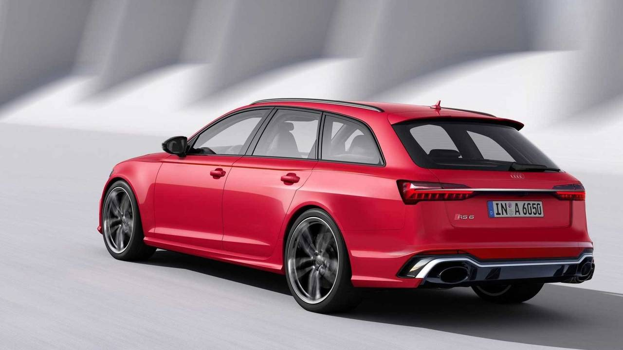 Where Is Honda Made >> Someone Rendered The New Audi RS6 Avant Based On Our Spy Pics
