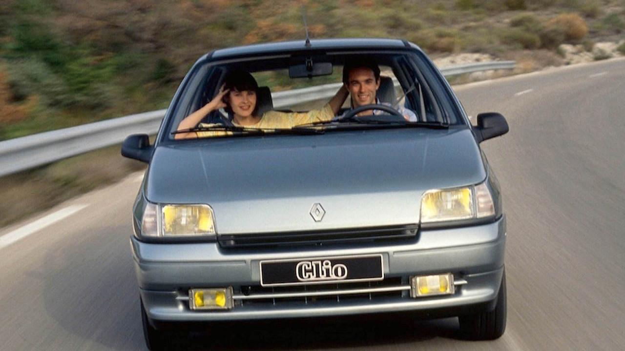 1991: Renault Clio