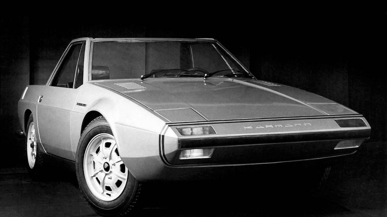 1971 VW Karmann Cheetah Concept