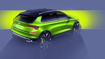 Skoda Vision X Concept