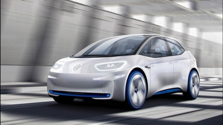 Volkswagen in arrivo sulle elettriche la connessione 5G