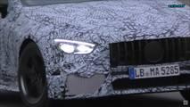 Mercedes-AMG GT Sedan casus fotoğraf