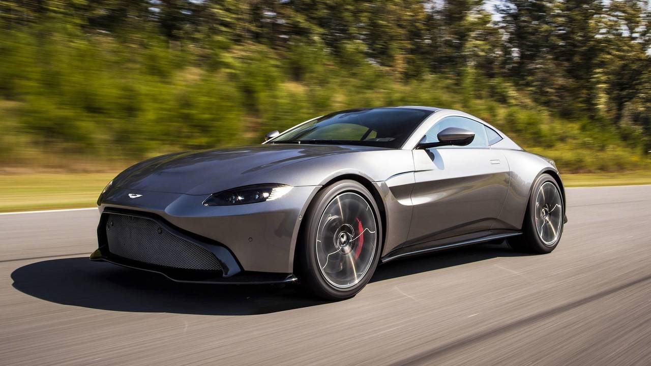 ¿Cuál es precio de un Aston Martin?