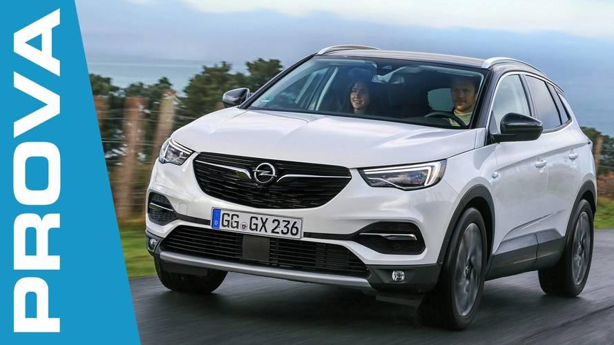 Opel Grandland X Ultimate, eleganza fatta SUV